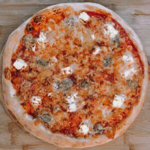 """Піца """"4 Сиру"""""""