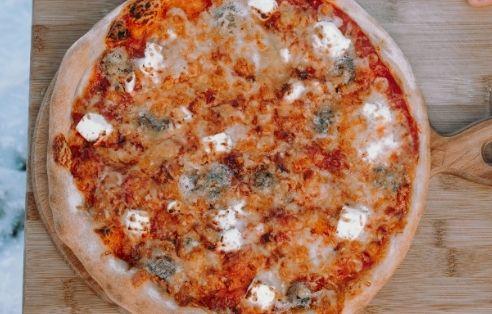 Піца 4 сыра
