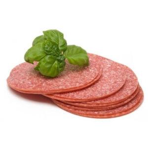 добавка к пицце колбаса салями