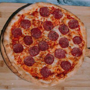 "Пицца ""Салями"" 40 см 800грамм"